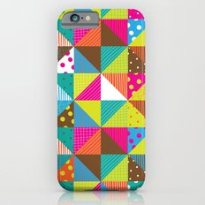 Crazy Squares iPhone 6 Slim Case
