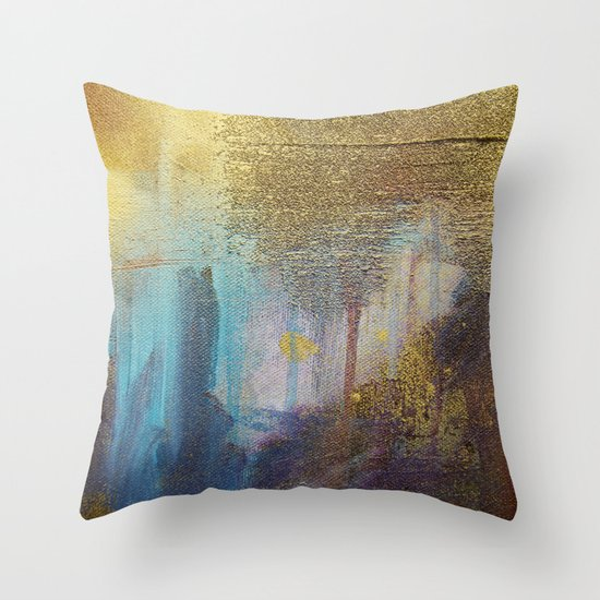 Moment of Peace Throw Pillow