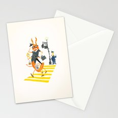 The Centipede Human Stationery Cards