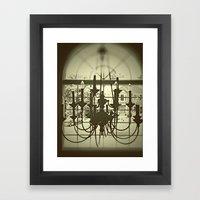 Classic Light Framed Art Print