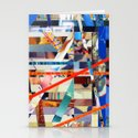 Gwenola (stripes 24) Stationery Cards