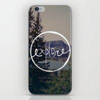 Explore Oregon iPhone & iPod Skin