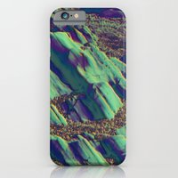 iPhone & iPod Case featuring coastal pastel by Monica Ortel ❖