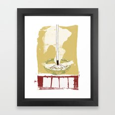 Mame Framed Art Print