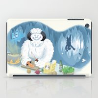 Frozen Dinner iPad Case