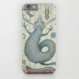 iPhone & iPod Case - Marine Curiosities II - Vladimir Stankovic