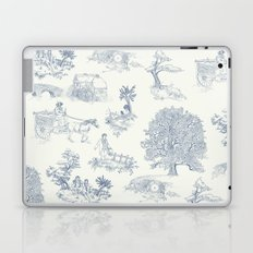 Shire Toile Laptop & iPad Skin