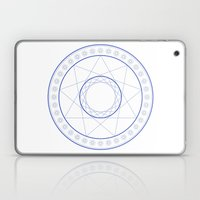 Anime Magic Circle 9 Laptop & iPad Skin