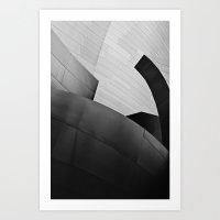 Gehry II Art Print
