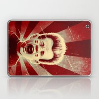 Red Noise Laptop & iPad Skin