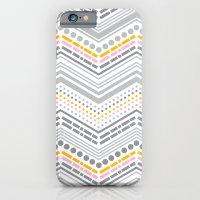 Dash & Dot - Neapolitan iPhone 6 Slim Case