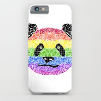 Panda Pride iPhone 6 Slim Case