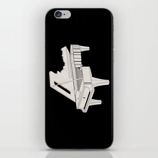 Music Is The Key. iPhone & iPod Skin