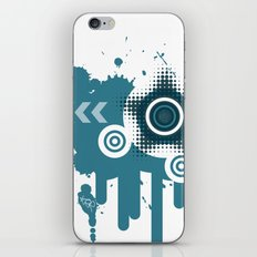Vector iPhone case iPhone & iPod Skin