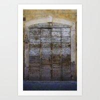 Door 4 Art Print