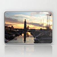Sylvan Lake Lighthouse Laptop & iPad Skin