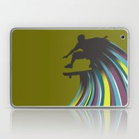 Skater Dude Laptop & iPad Skin