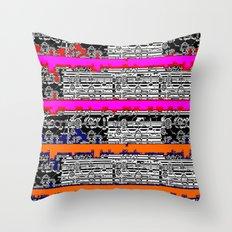 DATA Throw Pillow