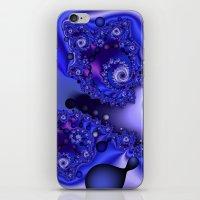 Galactic Infusion iPhone & iPod Skin