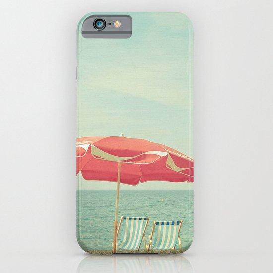 Deserted Beach iPhone & iPod Case