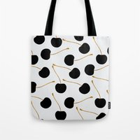 Black Cherries Tote Bag