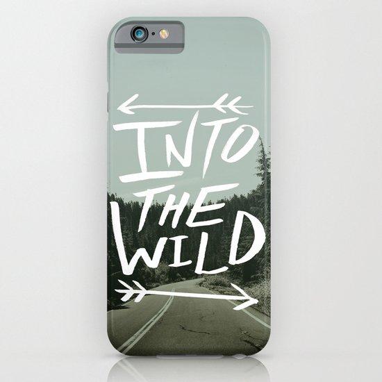 Into the Wild II iPhone & iPod Case