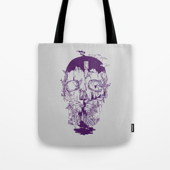Inside My Head 2.0 Tote Bag
