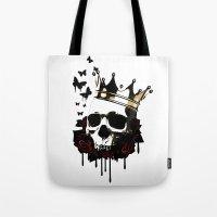 El Rey De La Muerte Tote Bag