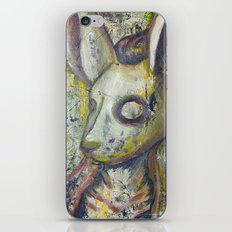 It's amazing that we're anything at all iPhone & iPod Skin