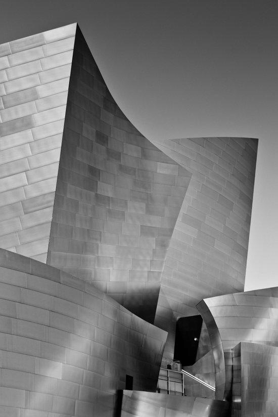 Gehry Art Print