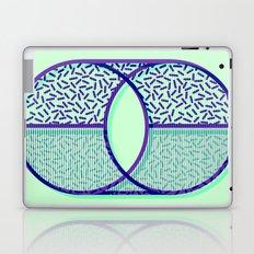 Cylindrical error Laptop & iPad Skin