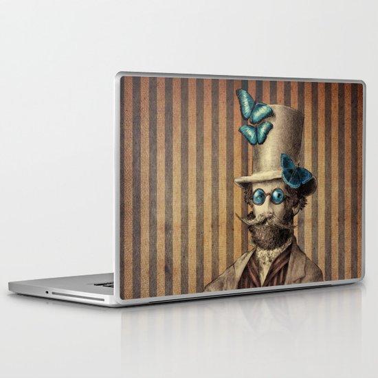 Doctor Popinjay Laptop & iPad Skin