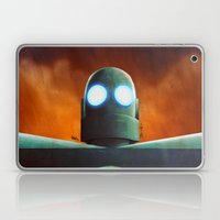 Stobot Laptop & iPad Skin