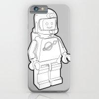 Vintage Lego Spaceman Wi… iPhone 6 Slim Case