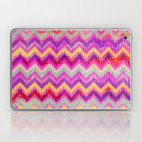 Chevron Pattern Laptop & iPad Skin