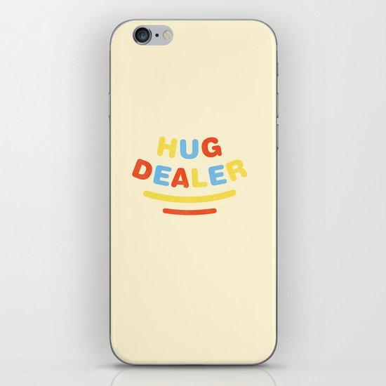 Hug Dealer iPhone & iPod Skin