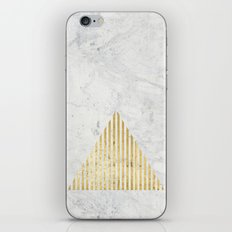Trian Gold iPhone & iPod Skin
