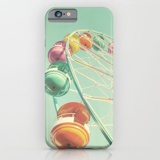 Rainbow Wheel iPhone & iPod Case