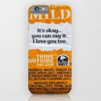 taco bell sauce iPhone 6 Slim Case