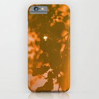 Orange Haze And White Su… iPhone 6 Slim Case
