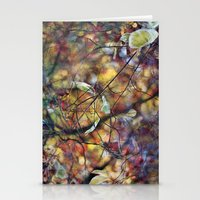 Autumn Rainbows Stationery Cards