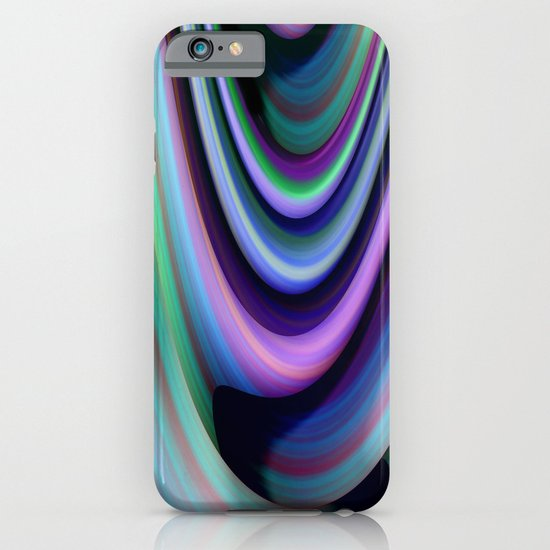 multicolored abstract no. 6 iPhone & iPod Case