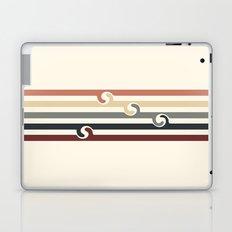 Vintage Beach Laptop & iPad Skin