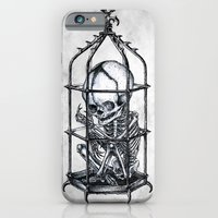Fetus Cage iPhone 6 Slim Case