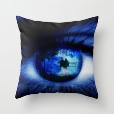 Visions Throw Pillow