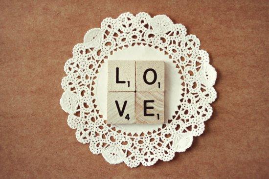 love... Art Print