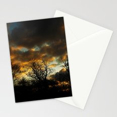 Moody Sunset Stationery Cards