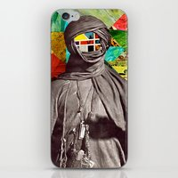 Color Face iPhone & iPod Skin