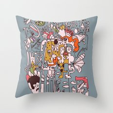 John 1970  Throw Pillow
