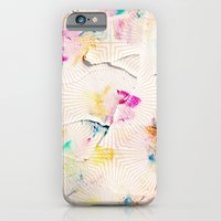 iPhone & iPod Case featuring PATTERN WHITE by Ylenia Pizzetti